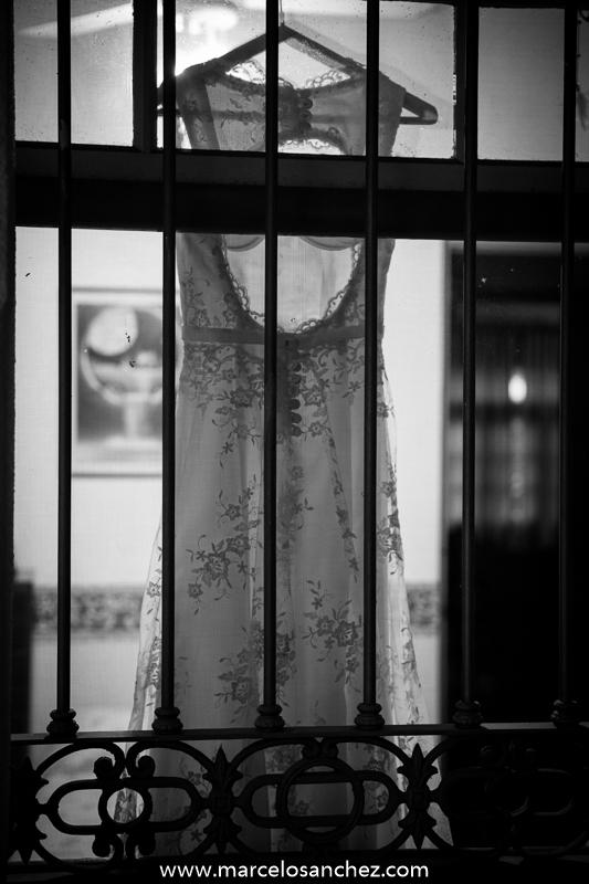 vestido de novia para boda en san juan marcelo sanchez