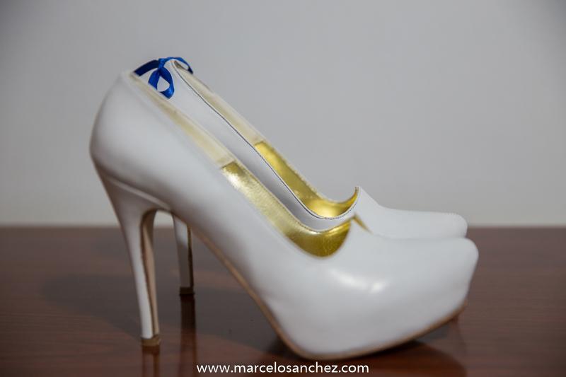 zapatos para novias que se casan en san juan casamiento