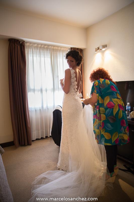 Vestidos de novia de Gladis Montilla