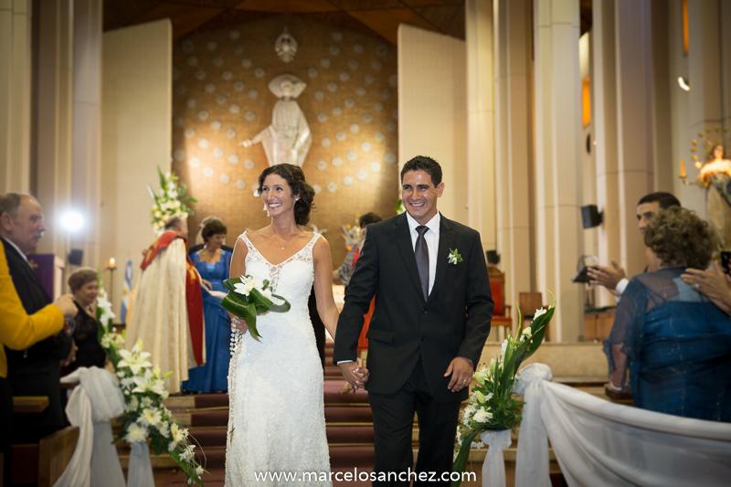 boda en la catedral san juan en el atardecerFoto: www.marcelosanchez.com
